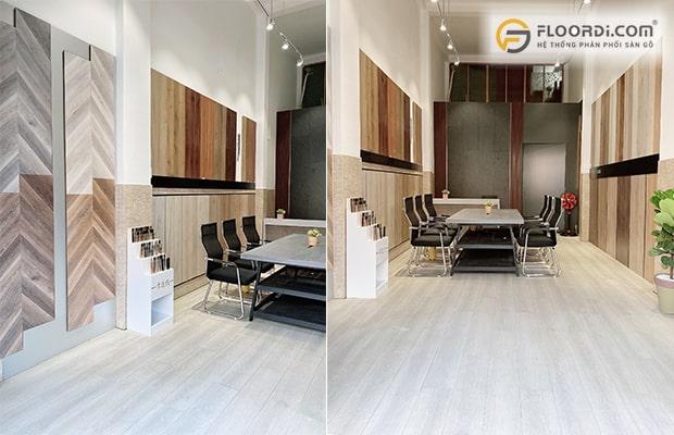 Floordi là đơn vị được người dùng tin tưởng khi lựa chọn sàn ván gỗ