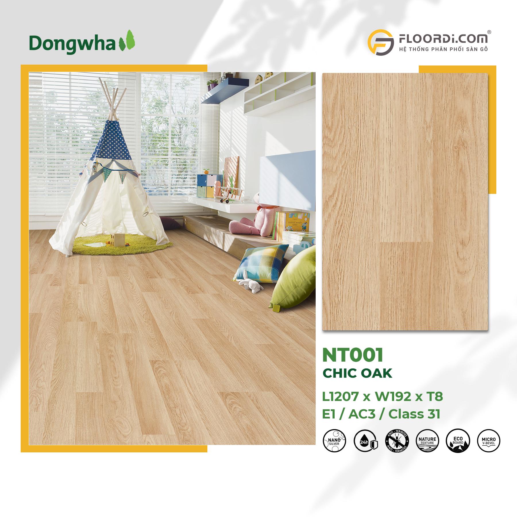 Album Dongwha 1800x1800 NT001 Chic Oak 052021