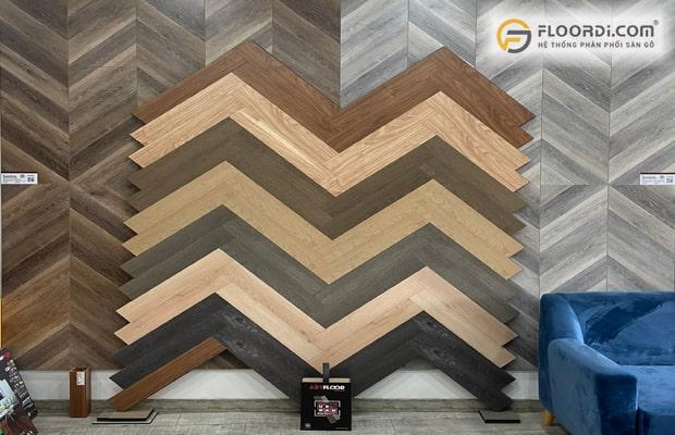 Mix & Match ốp tường bằng gỗ theo kiểu phá cách đem lại điểm nhấn cho những ai thích sự mới lạ